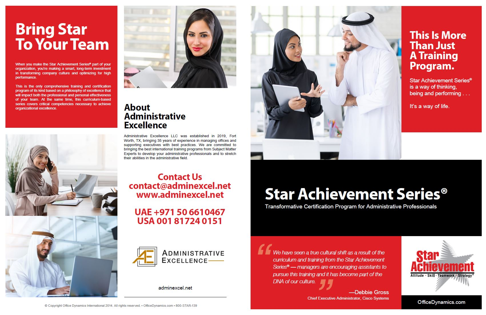 The Star Achievement Series® Page 1