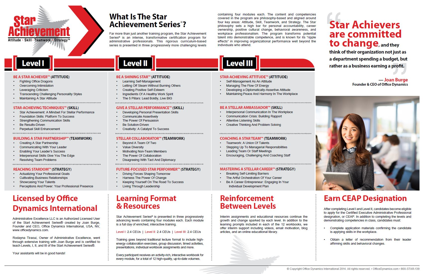 The Star Achievement Series® Page 2