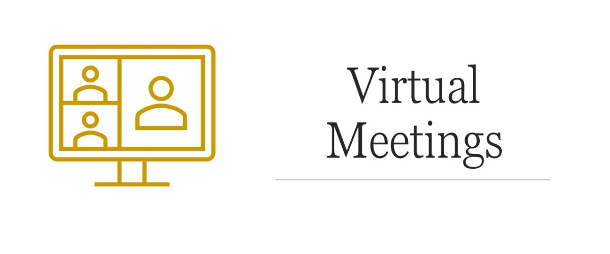 Planning Virtual Meetings